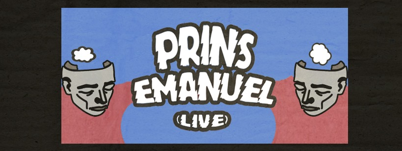 Ears On Earth´s Release Party w/ Prins Emanuel